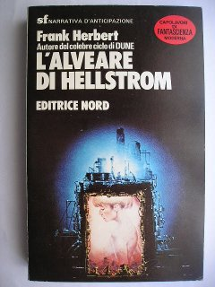 Hellstrom's Hive by Frank Herbert (Italian edition)