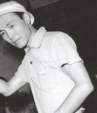 Ishiro Honda in 1954