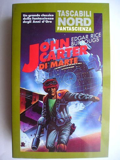 John Carter of Mars Omnibus (Italian edition)