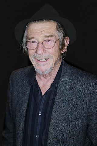 John Hurt in 2015