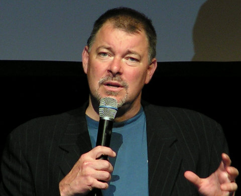 Jonathan Frakes at the Galileo 7.9 Convention in Germany in 2005