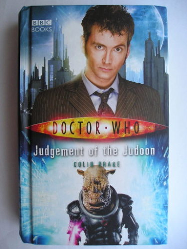 Judgement of the Judoon by Colin Brake