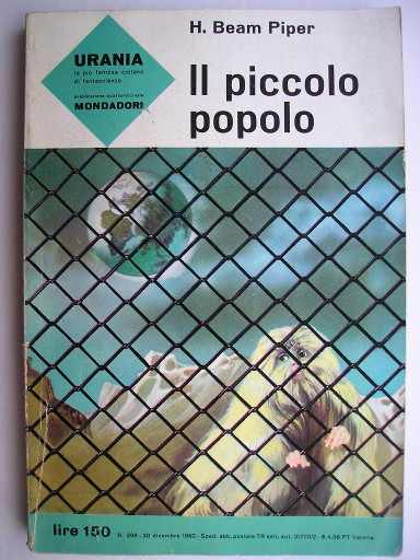 Little Fuzzy by H. Beam Piper (Italian edition)