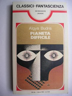Man of Earth by Algis Budrys (Italian edition)