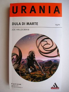 Marsbound by Joe Haldeman (Italian edition)