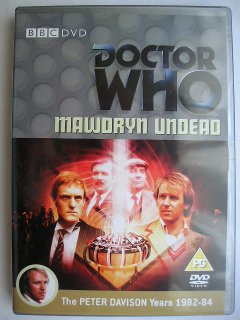 Doctor Who - The Black Guardian Trilogy - Mawdryn Undead