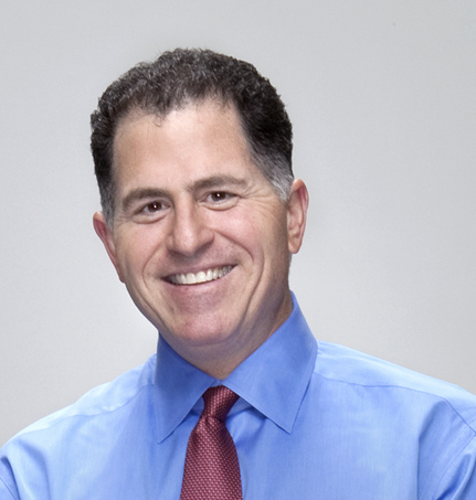 Michael Dell in 2010