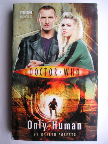 Only Human by Gareth Roberts