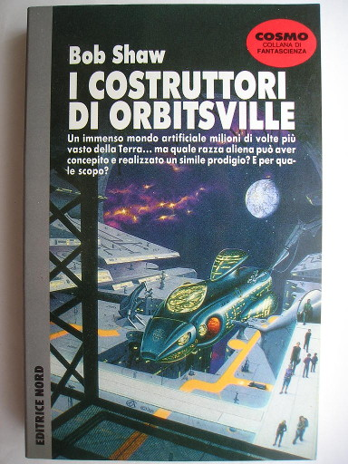 Orbitsville Judgement by Bob Shaw (Italian edition)