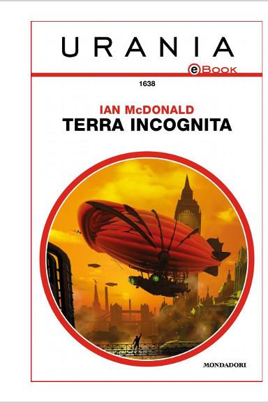 Planesrunner by Ian McDonald (Italian edition)