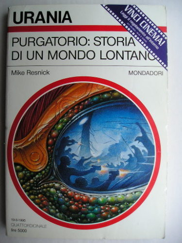 Purgatory by Mike Resnick (Italian edition)