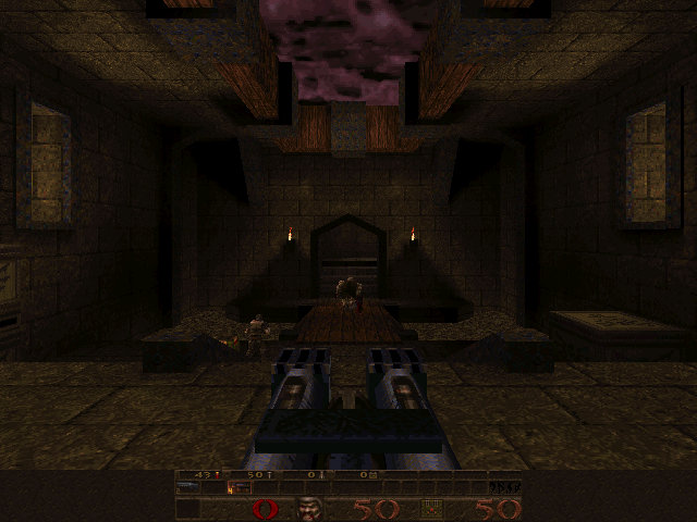 "Screenshot from ""Quake"""