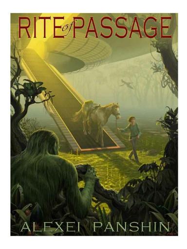 Rite of Passage by Alexei Panshin