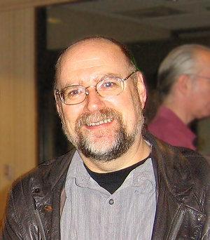 Robert Charles Wilson in 2010