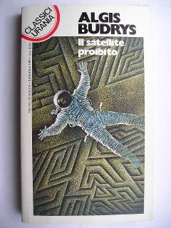 Rogue Moon by Algis Budrys (Italian edition)