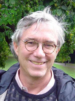 Rudy Rucker in 2004