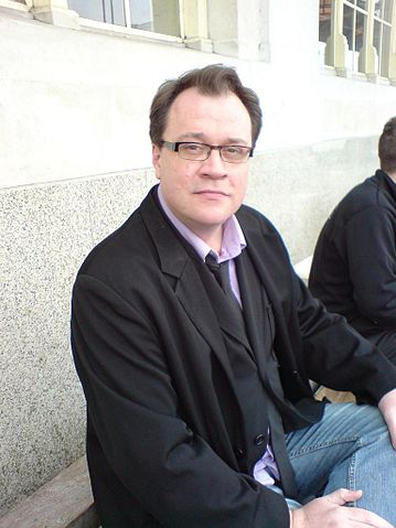 Russell T Davies in 2008