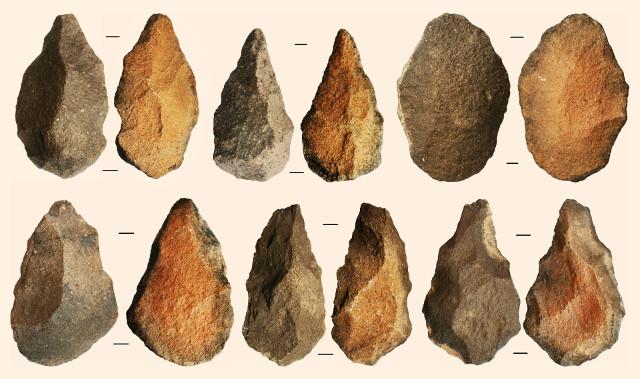 Saffaqah Stone Tools (Image courtesy Shipton et al.)