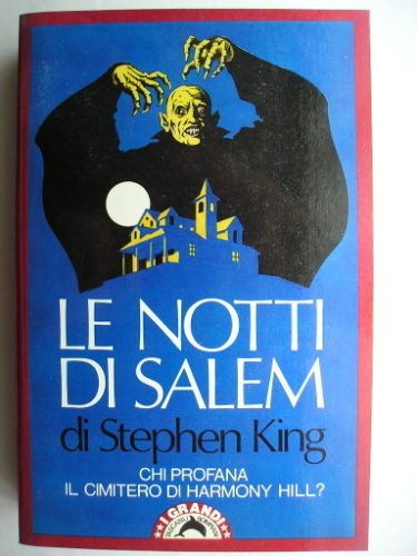 'Salem's Lot by Stephen King (Italian edition)