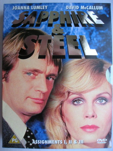 Sapphire & Steel DVDs