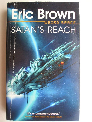 Satan's Reach by Eric Brown