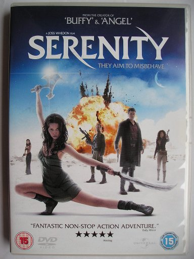 The movie Serenity