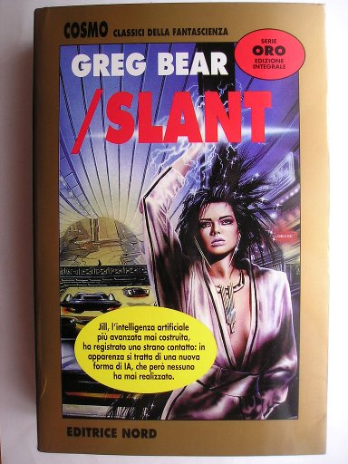/ Slant by Greg Bear (Italian edition)
