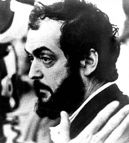 Stanley Kubrick in 1971