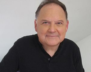 Stephen Furst in 2014