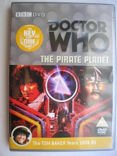 Doctor Who - The Key to Time - The Pirate Planet