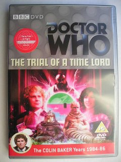 Doctor Who – The Trial of A Time Lord - Mindwarp