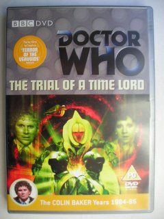 Doctor Who - The Trial of A Time Lord - Terror of the Vervoids