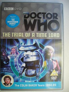 Doctor Who - The Trial of A Time Lord - The Mysterious Planet