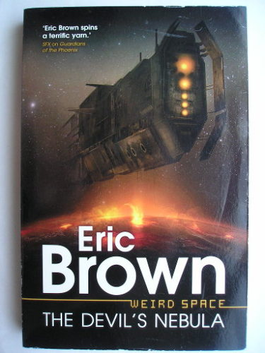 The Devil's Nebula by Eric Brown