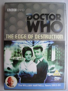 Doctor Who - The Edge of Destruction