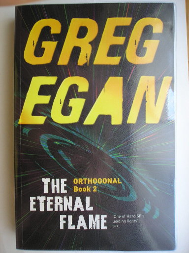More books by Greg Egan