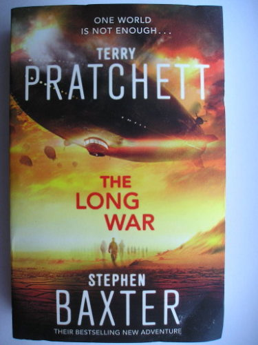 The Long War by Terry Pratchett and Stephen Baxter
