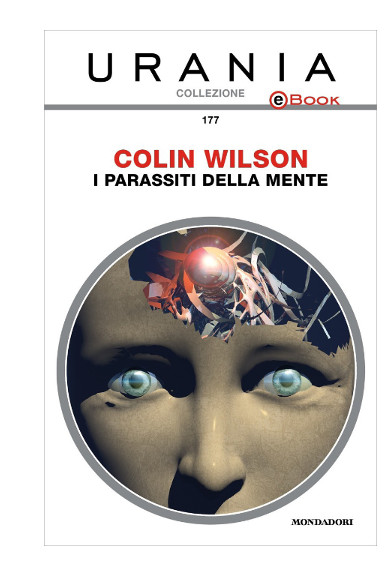 The Mind Parasites by Colin Wilson (Italian edition)