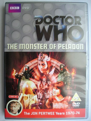 Doctor Who - The Monster of Peladon
