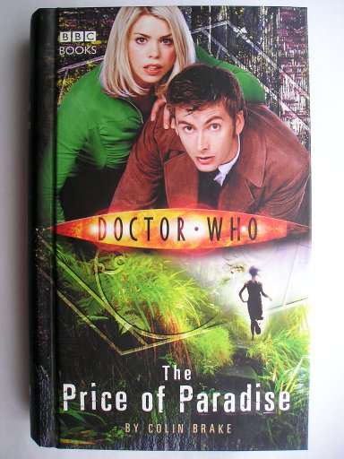 The Price of Paradise by Colin Brake