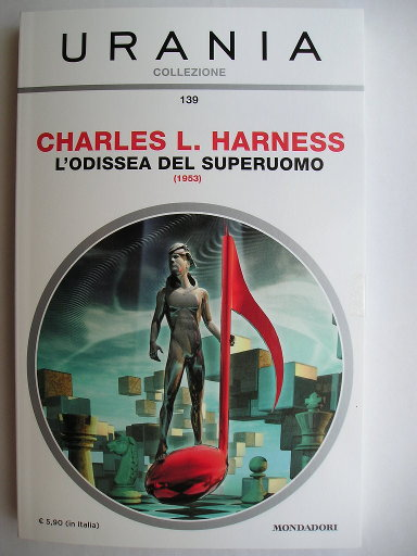The Rose by Charles L. Harness (Italian edition)