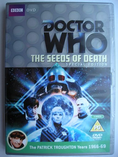 Doctor Who - The Seeds of Death Special Edition