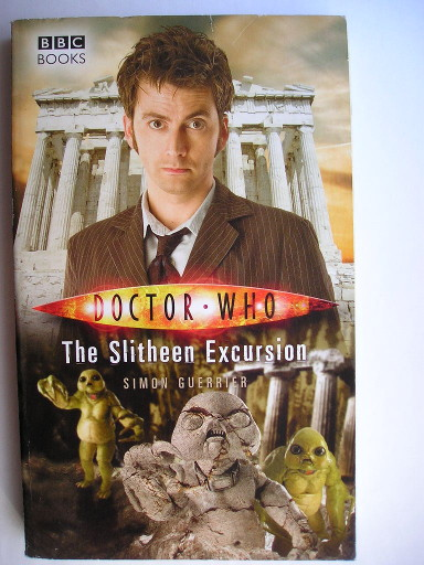 The Slitheen Excursion by Simon Guerrier