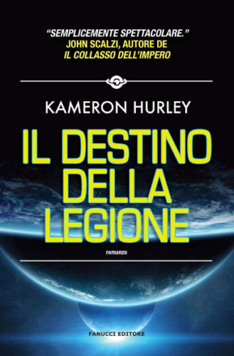 The Stars Are Legion by Kameron Hurley (Italian edition)