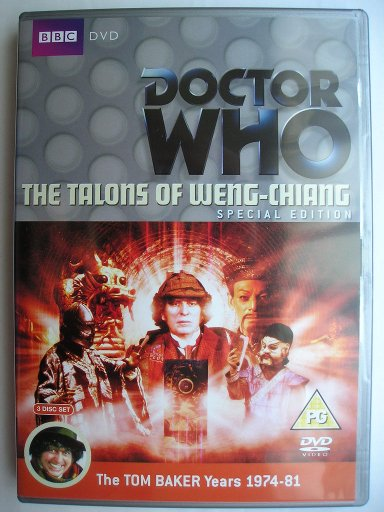 Doctor Who - The Talons of Weng-Chiang Special Edition