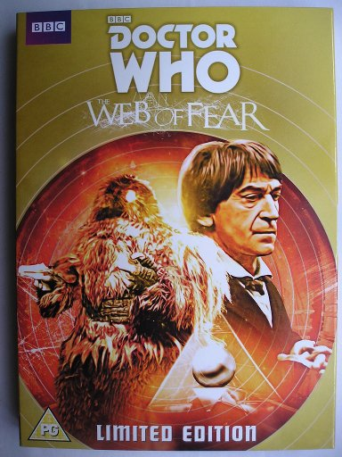 Doctor Who - The Web of Fear Limited Collector's Edition