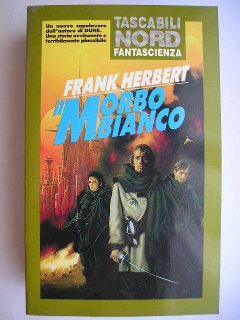 The White Plague by Frank Herbert (Italian edition)