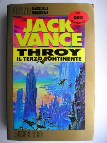 Throy by Jack Vance (Italian edition)