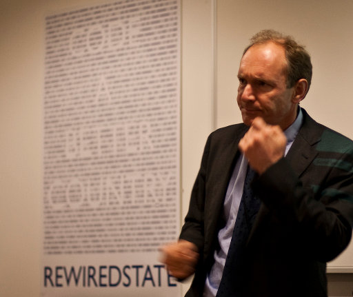 Tim Berners-Lee in 2010