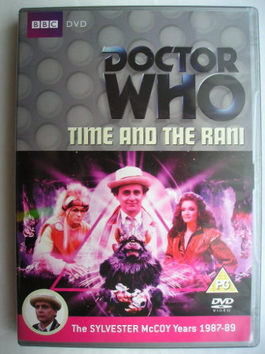 Doctor Who - Time and the Rani
